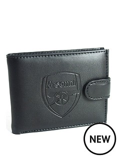 official-football-leather-wallet-with-embossed-crest-liverpool-chelsea-manchester-city-tottenham