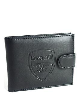 Very Official Football Leather Wallet With Embossed Crest - Liverpool,  ... Picture