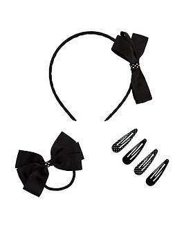 mini-v-by-very-girls-schoolwear-hair-accessory-set-black