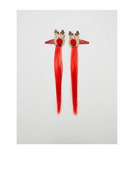 mini-v-by-very-girls-reindeer-clips-fake-hair