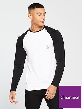 v-by-very-long-sleeved-graphic-raglan-tee-whiteblack