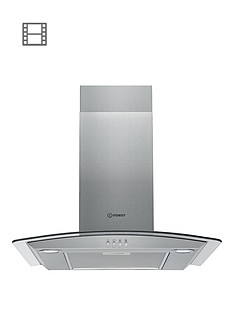 indesit-ihgc64amx-60cmnbspcurved-glass-cooker-hood-stainless-steel