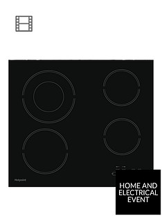 hotpoint-hr612ch-60cmnbspwide-built-in-ceramic-hob-with-optional-installation-black