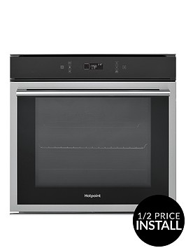 hotpoint-class-6-si6874shix-60cmnbspsingle-electric-oven-with-optional-installation--nbspstainless-steel