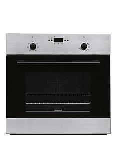 hotpoint-mmy50ix-60cmnbspwide-single-electric-oven-with-optional-installation-stainless-steel
