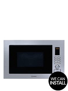 indesit-arianbspmwi2222x-built-in-microwavenbspwith-grill-and-optional-installation-stainless-steel