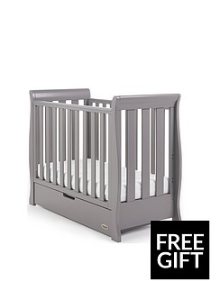 obaby-stamford-space-saver-cot