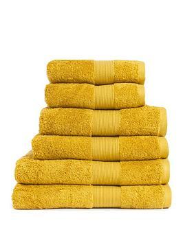 everyday-collection-egyptian-cotton-650gsm-towel-range-ndash-mustard