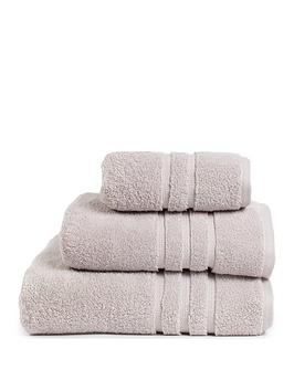 Very Super Soft 600 Gsm Zero Twist Towel Range &Ndash; Silver Grey - Bath  ... Picture