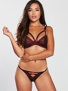 Pour Moi Pour Moi Pour Moi Instinct Underwired Lightly Padded Bra Picture