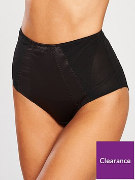 ann-summers-besotted-tummy-control-briefs-black