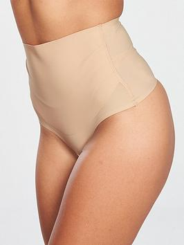 Pour Moi Pour Moi Waisted Shaping Thong Picture