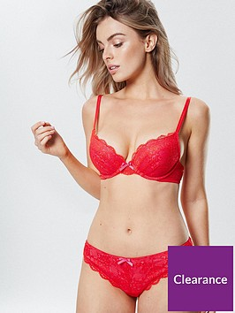 ann-summers-kimminbspplunge-bra-red
