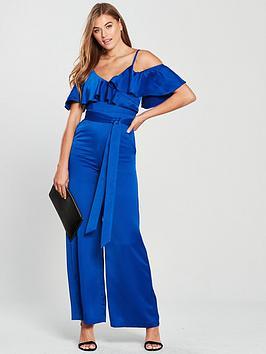 v-by-very-cold-shoulder-soft-jumpsuit-blue