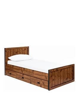 Very Jackson Kids Single Storage Bed - Bed Frame Only Picture