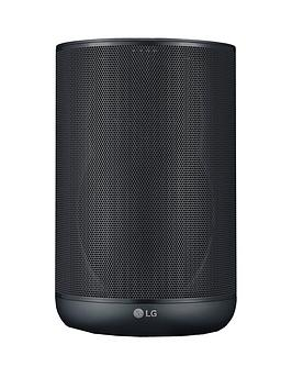 LG Lg Wk7 Xboom Ai Thinq Smart Google Assistant High Res Bluetooth Speaker Picture