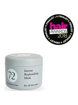 72 HAIR 72 Hair Intense Replenishing Mask 250Ml Picture
