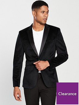 v-by-very-velvet-jacket-black