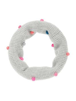 accessorize-girls-pom-pom-snood