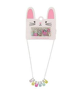 accessorize-girls-bunny-make-your-own-necklace-set-multi