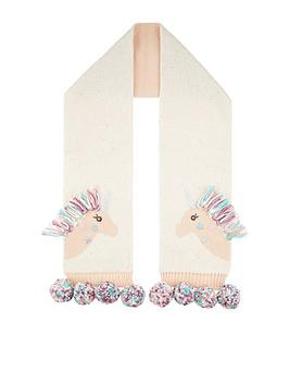 accessorize-girls-sparkle-unicorn-scarf-multi