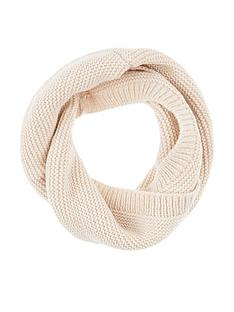accessorize-girls-knitted-snood-pink