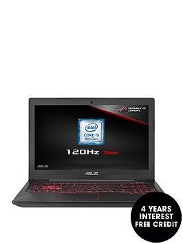 asus-fx504gm-en151t-intel-core-i5nbspgeforce-gtx-1060-6gbnbspgraphicsnbsp8gbnbspramnbsp1tbnbsphdd-amp-256gbnbspssd-vr-ready-156-inch-gaming-laptop