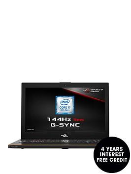 asus-rog-zephyrus-mnbspgm501gm-ei007t-intelreg-coretrade-i7-processornbspgeforce-gtx-1060-6gbnbsp16gbnbspramnbsp1tbnbsphdd-amp-256gbnbspssd-vr-ready-156-inchnbspgaming-laptop