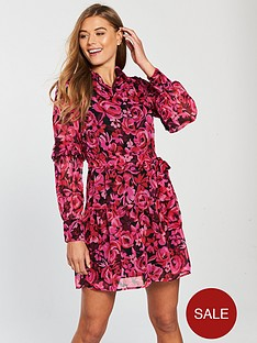 v-by-very-petite-printed-shirt-dress-print