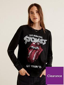 mango-rolling-stones-sweatshirt-black
