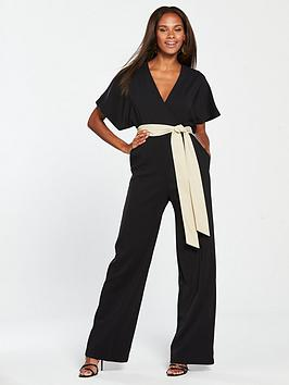 mango-japan-belted-jumpsuit