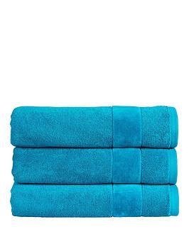 Christy Christy Prism Vibrant Plain Dye Turkish 55Ogsm Towel Range -  ... Picture