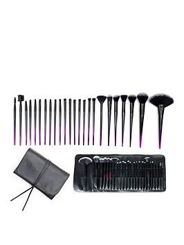 RIO Rio Rio Stiletto Ombre 24Pc Makeup Brush Collection Picture