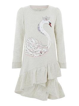 monsoon-swan-sweat-dress