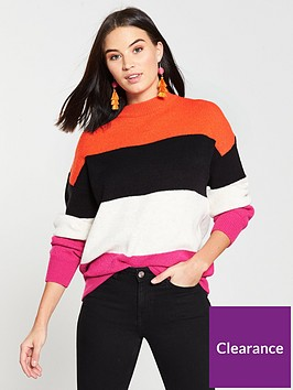 v-by-very-colour-block-high-crew-neck-jumper-multi