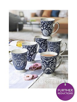waterside-blue-floral-footed-mugs-set-of-6