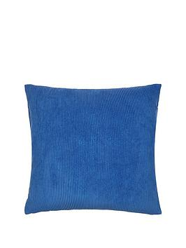 Very Velour Cord Cushion Picture