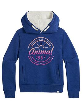 animal-girls-setting-sun-hoody