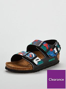 birkenstock-milano-mickey-mouse-baby-sandals-black