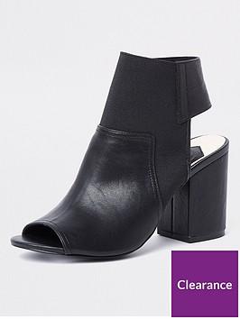 river-island-block-heel-shoe-boots-black