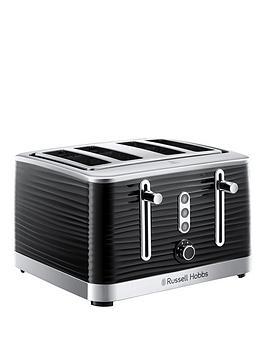 russell-hobbs-inspire-4-slice-black-textured-plastic-toaster-24381