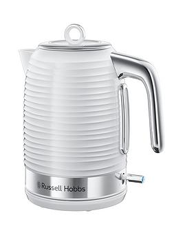 Russell Hobbs Russell Hobbs Inspire White Kettle - 24260 Picture