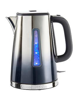Russell Hobbs Russell Hobbs Midnight Blue Eclipse Kettle - 25111 Picture