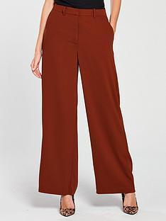 warehouse-wide-leg-trouser-brick
