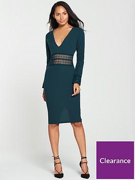 ax-paris-crochet-waist-bodycon-dress-teal