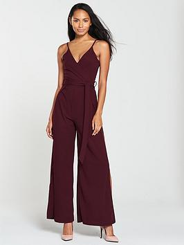 ax-paris-side-split-jumpsuit