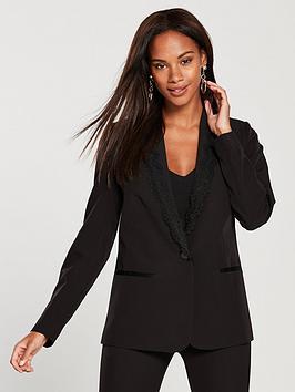 v-by-very-lace-detail-blazer-blacknbsp