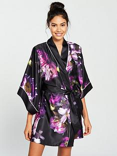 b-by-ted-baker-sunlit-floral-kimono-black-print