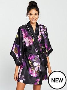 ted-baker-sunlit-floral-kimono-black-print