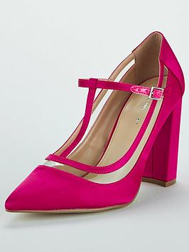 v-by-very-cindy-clear-trim-t-bar-court-shoe-pink